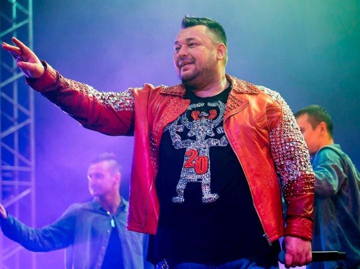 в Минске пройдет концерт группы «Руки вверх!»
