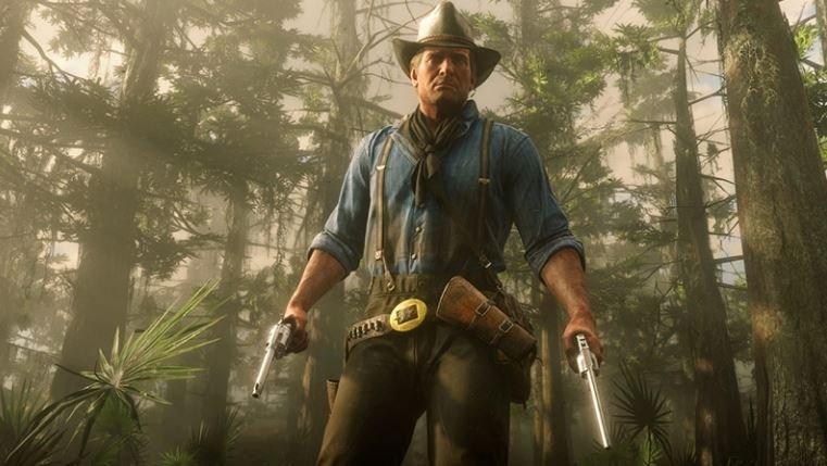 Red Dead Redemption 2 официально анонсирована на ПК
