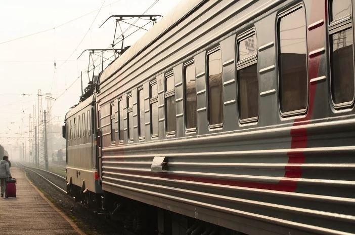 В ехавшем через Беларусь поезде обнаружили радиацию