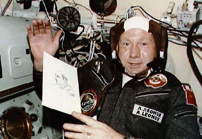 Алексей Леонов, космонавт, биография, полеты, фото, википедия