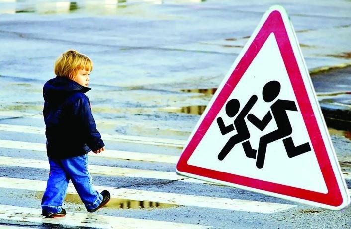 В Брестском районе автомобиль сбил 6-летнего мальчика