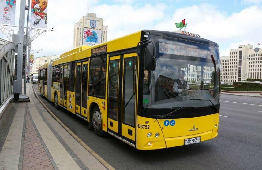 Оплату в автобусах Минска будут блокировать во время движения