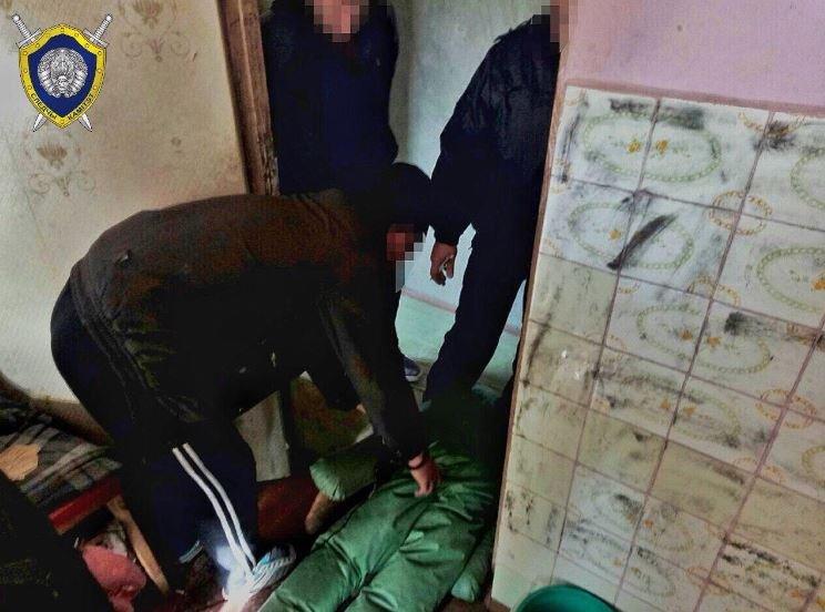 Сына подозревают в причастности к убийству матери в Волковыске