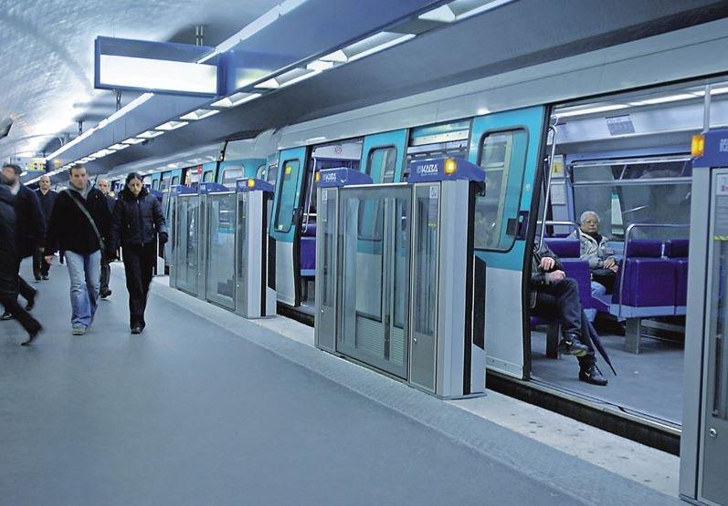 На станциях минского метро появятся защитные экраны