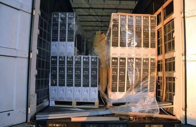 В Германии задержали грабивших грузовики белорусов