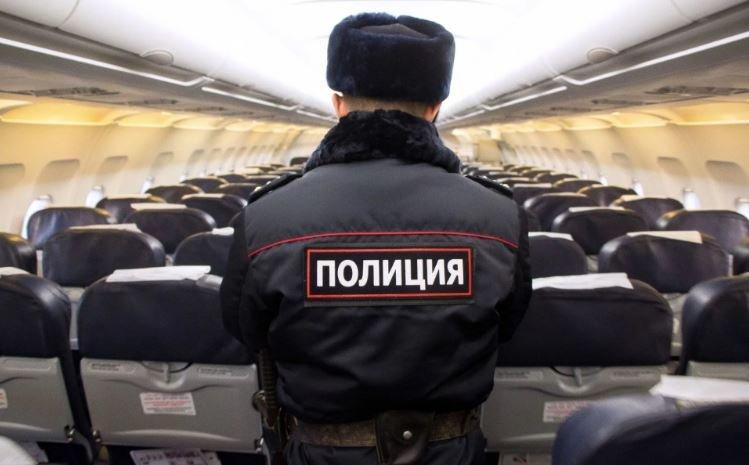 Пьяный белорус сорвал рейс из Москвы в Пхукет