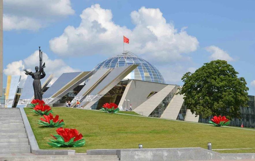 Экскурсия по Музею Великой Отечественной – на «Беларусь 1»