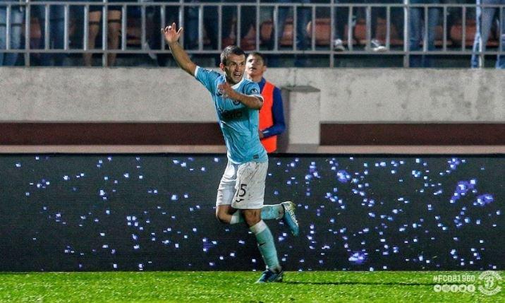 Брестское «Динамо» увеличило отрыв от БАТЭ победив «Слуцк»