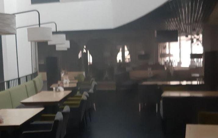 В ТРЦ «Галилео» произошел пожар в «Пицца Темпо»