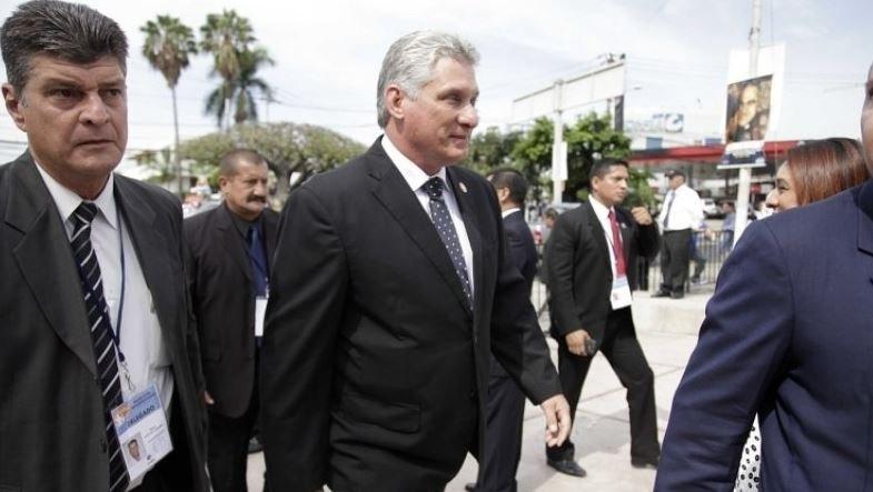 Президенты Беларуси и Кубы 23 октября встретятся в Минске