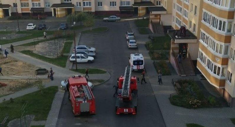 15-летняя девочка выпала с девятого этажа в Бресте