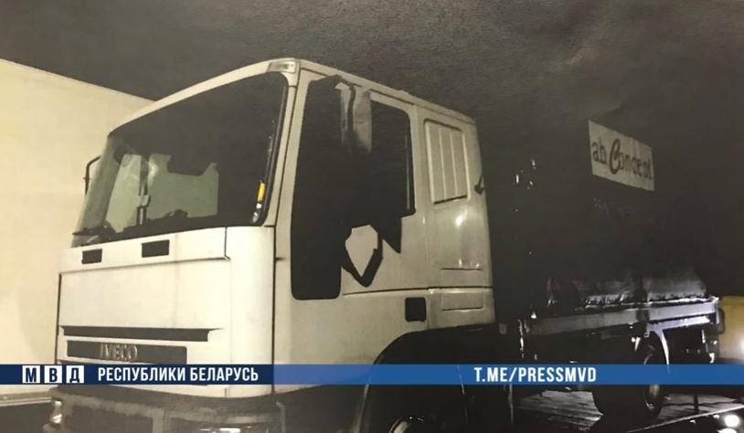В Германии поймали банду белорусов, грабивших фуры в Европе