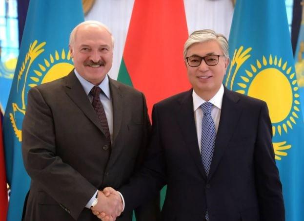 Лукашенко прибыл с официальным визитом в Казахстан
