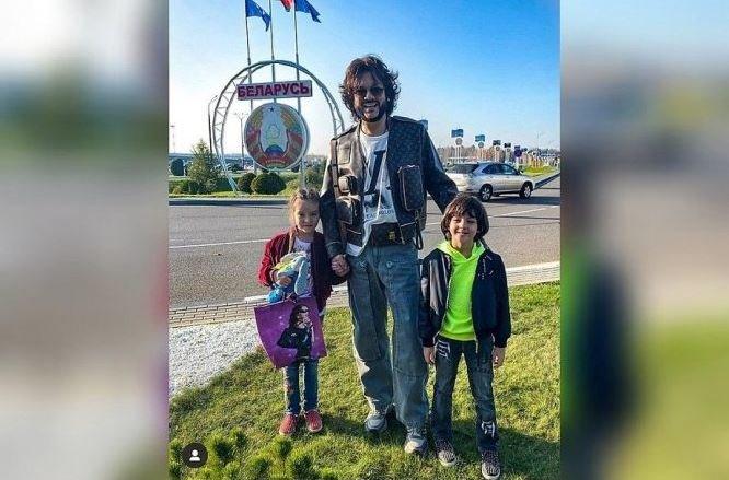 Киркоров прилетел в Минск поздравить с днем рождения жену Макея