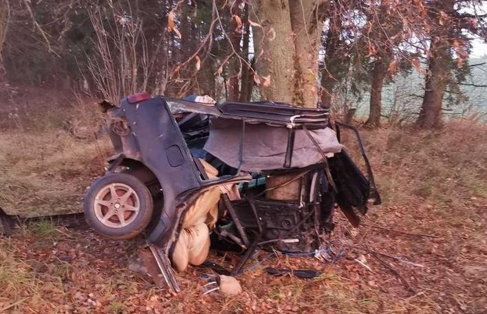 В ДТП под Оршей погиб 22-летний водитель