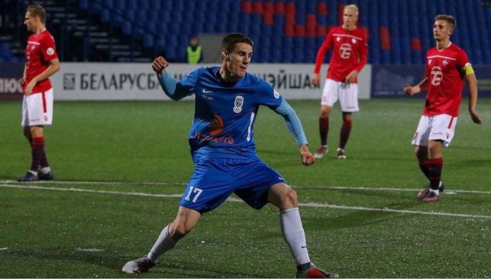 Белорусский футболист Илья Шкурин может перейти в московский «Спартак»