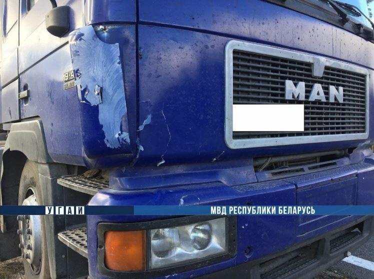 В Щучинском районе грузовик насмерть сбил велосипедистку