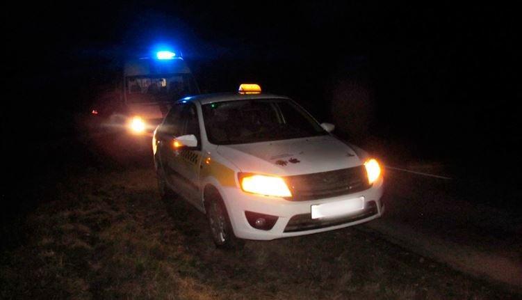 В Полоцком районе подросток напал на таксиста с ножом