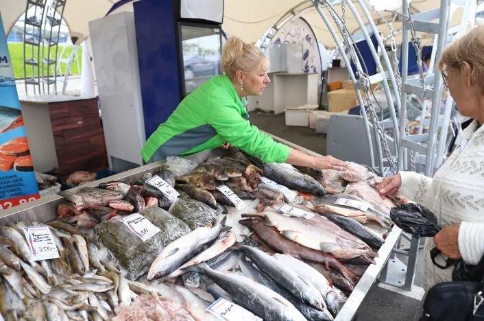 В ноябре в Минске пройдут рыбные ярмарки