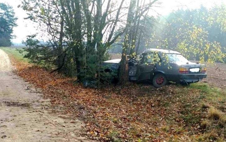 В Щучинском районе в ДТП погибла беременная женщина