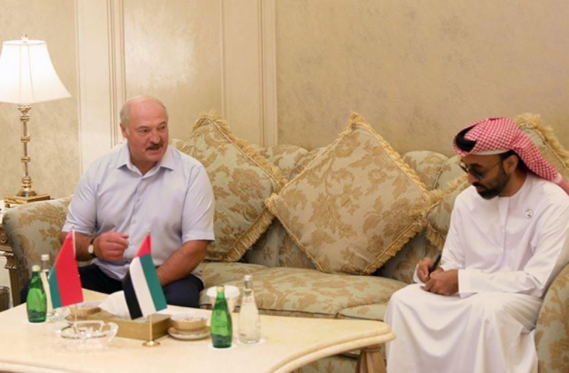 Лукашенко хочет сотрудничать с ОАЭ в области искусственного интеллекта