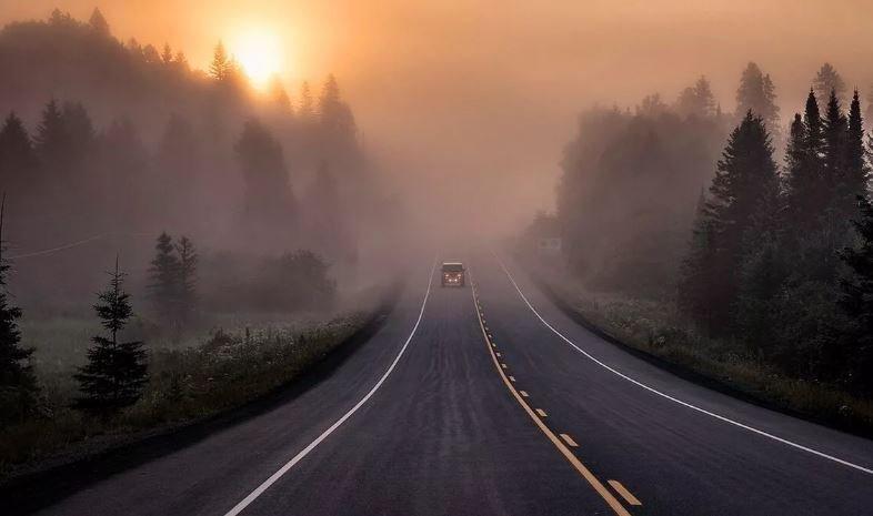 Желтый уровень опасности объявлен в Беларуси на 8 ноября