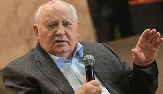 Горбачев прокомментировал протесты в Беларуси