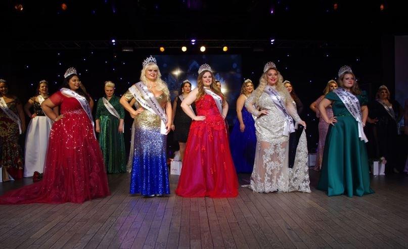 Белоруска завоевала титул на конкурсе «Мисс Мира Plus Size»