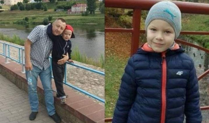 Уголовное дело по факту исчезновения отца и сына возбудили в Гродно
