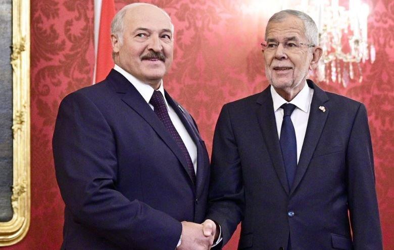 Лукашенко совершает официальный визит в Австрию