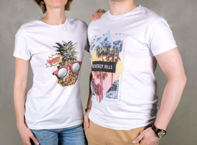 О выборе футболки на лето