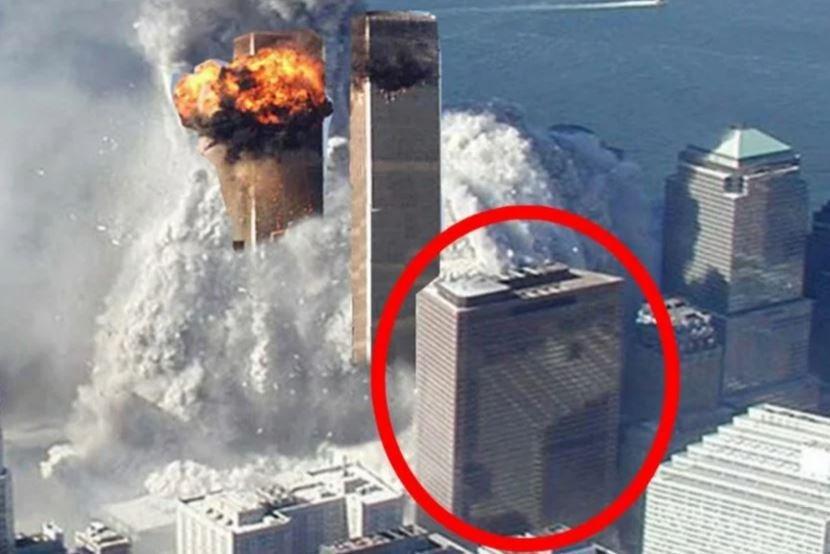 Загадка 9/11: здание Всемирного торгового центра обрушилось не из-за пожара