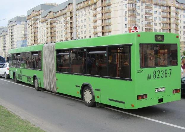 В Минске с 16 ноября изменится маршрут движения транспорта
