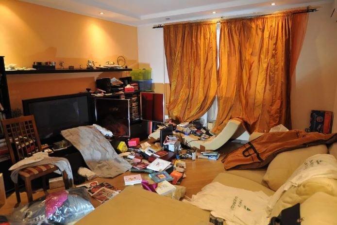 В Гродно молодежь арендовала и разгромила коттедж