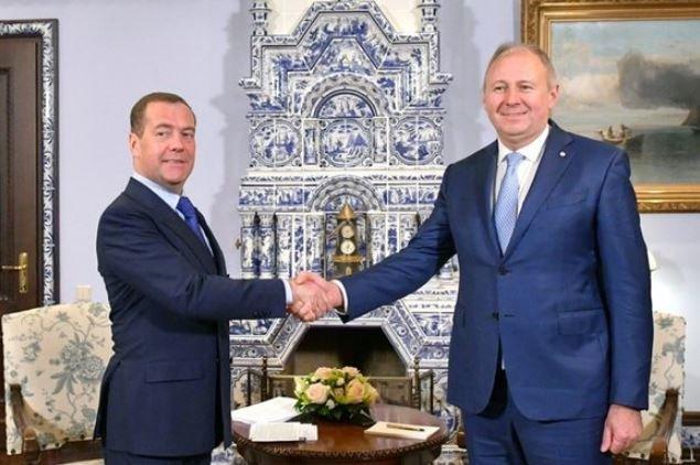 Румас и Медведев обсудят ситуацию с интеграцией в Сочи