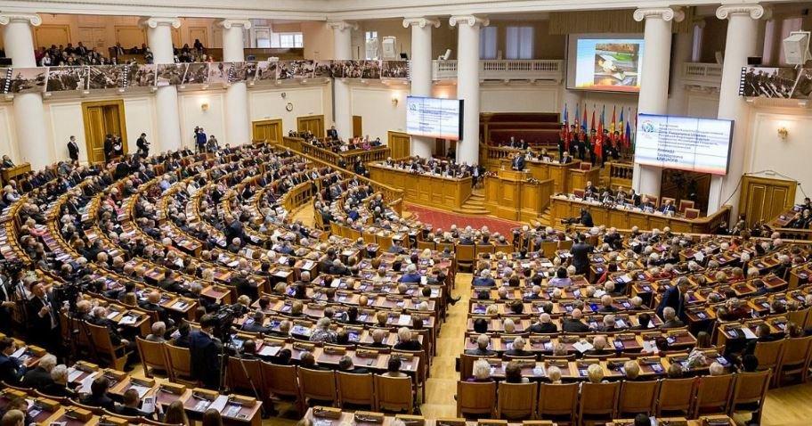 В Петербурге проходит парламентское собрание Союза Беларуси и России