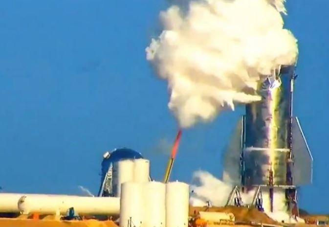 Прототип ракеты Илона Маска взорвался во время испытаний