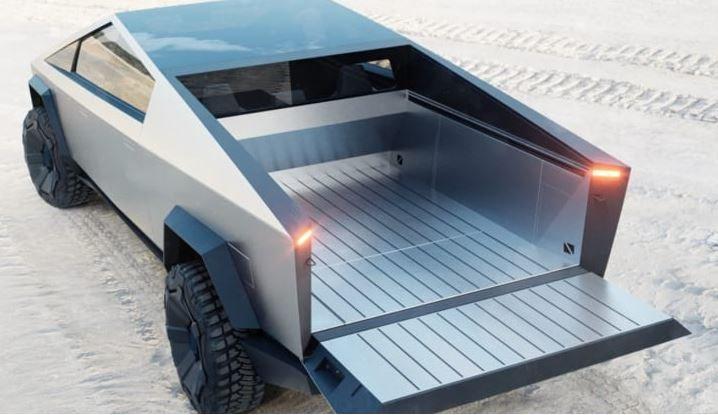 Tesla представила пуленепробиваемый пикап Cybertruck