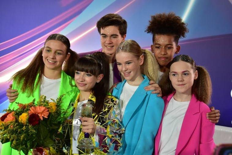 На «Детском Евровидении» победила представительница Польши