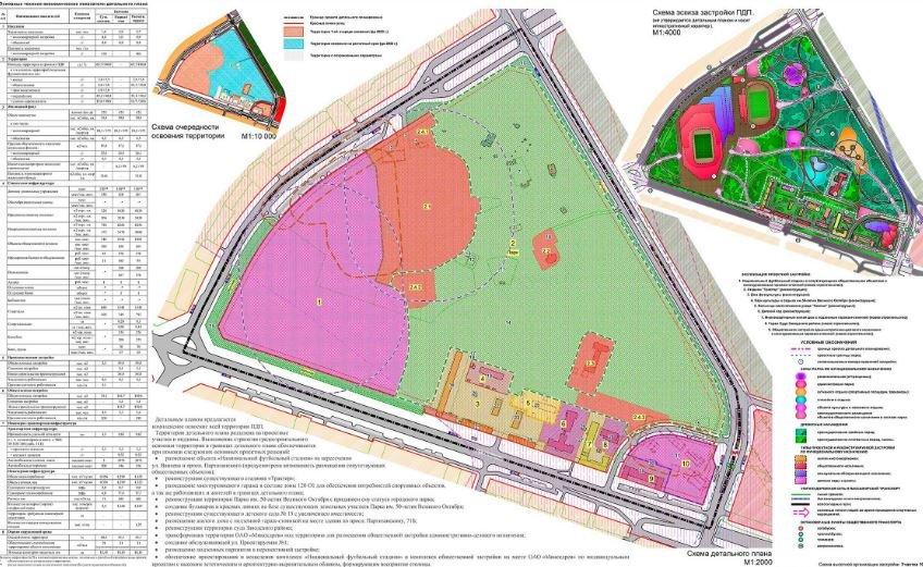 Минчанам предлагают обсудить план застройки Заводского района