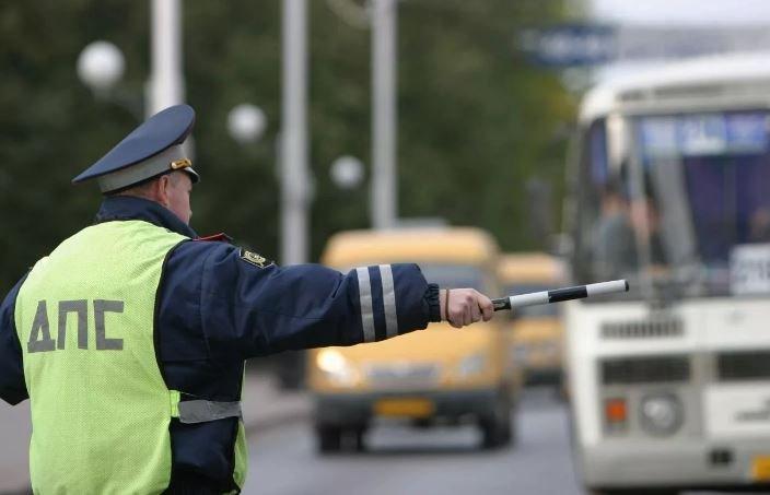 ГАИ проконтролирует движение на полосах для общественного транспорта