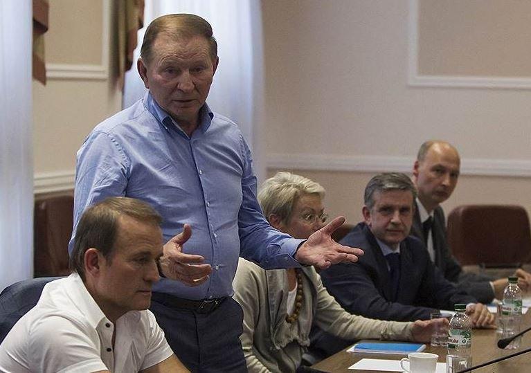 Сегодня в Минске встретится контактная группа по Украине