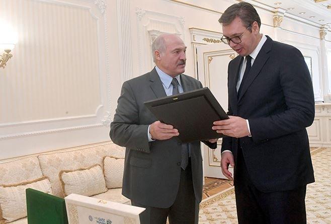 Лукашенко посетит Сербию 2 декабря с официальным визитом