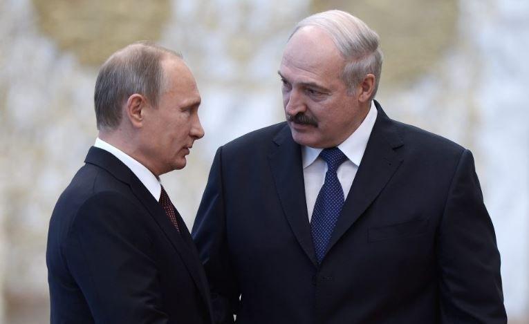 Лукашенко заявил, что встретится с президентом России Путиным в Москве