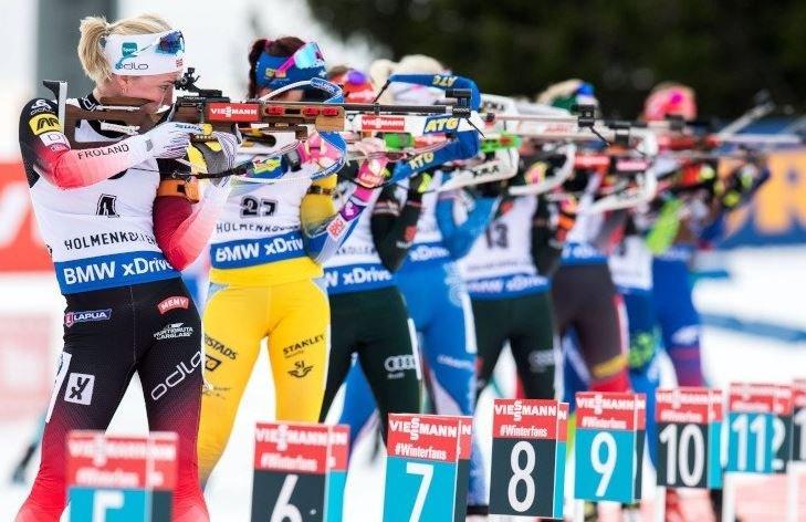 В Эстерсунде открывается первый этап Кубка мира по биатлону