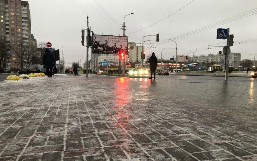 В Беларуси на выходных ожидаются морозы до -25ºC