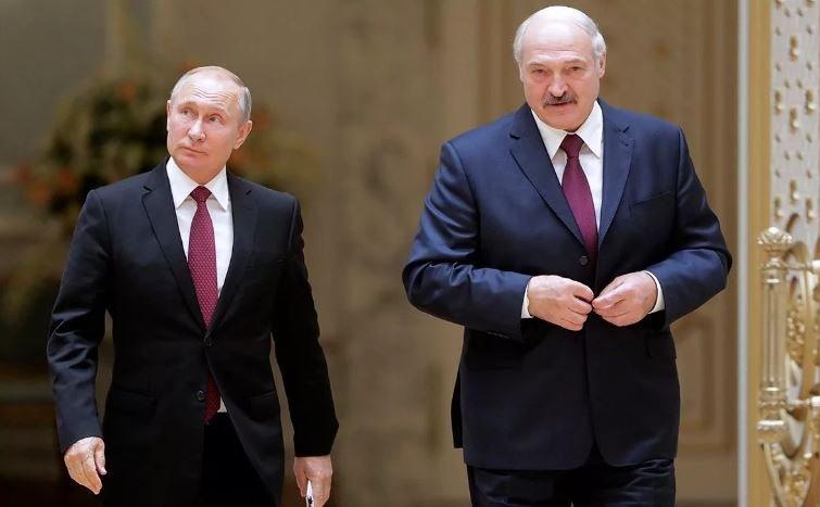 Лукашенко отправился на встречу с Путиным в Сочи