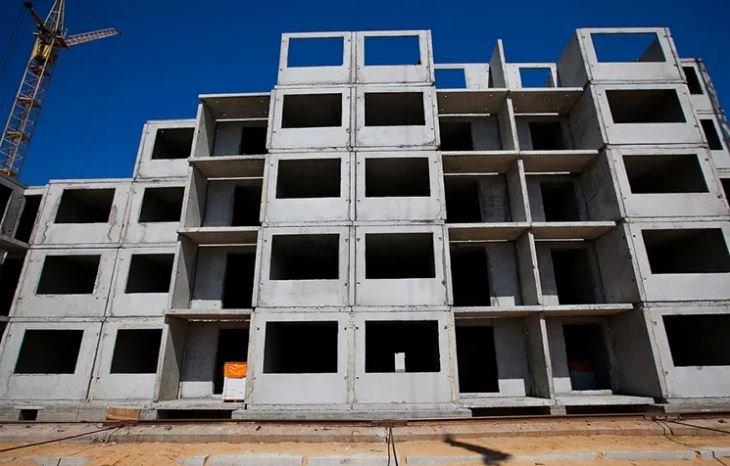 В Минской области построят более 1 миллиона метров жилья