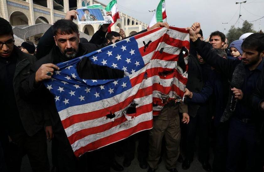 Американцы готовятся к ответному удару Ирана