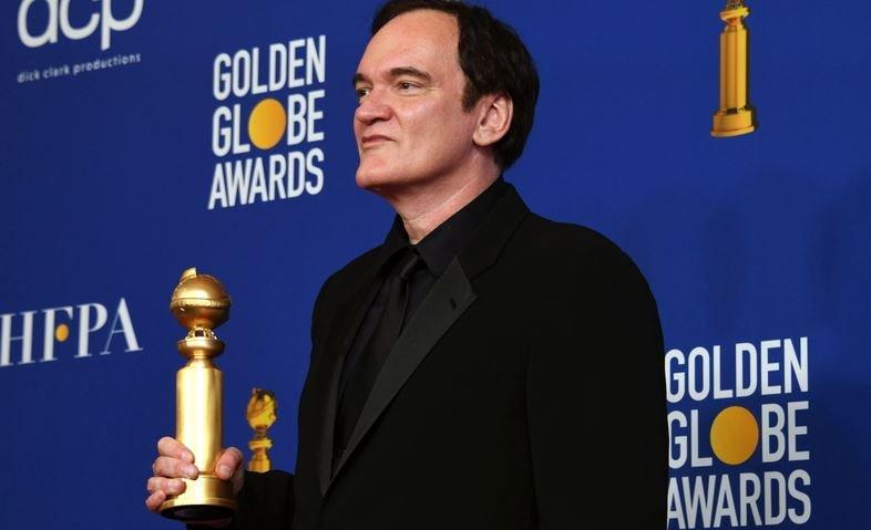 Фильм Квентина Тарантино «Однажды в Голливуде» получил «Золотой глобус»